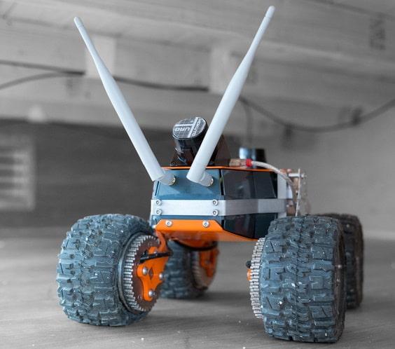 VC investment in Robotics